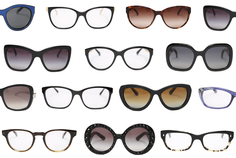 Eye Wear | Glasses - Fashion Frames, Contact Lenses, & Eye Exams